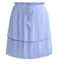 mint&berry Pleated Skirt Skyway