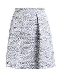 Hugo Boss Rizalia A Line Skirt Lightpastel Blue