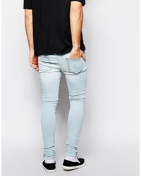 Asos super skinny jeans fit