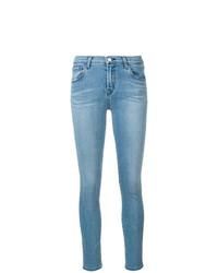 J Brand Classic Skinny Fit Jeans