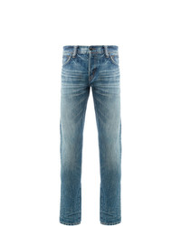 Mastercraft Union Fade Wash Skinny Jeans