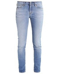 Juno slim fit jeans blue used medium 3895040