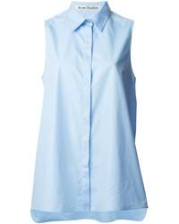 Acne Studios Ash Sleeveless Shirt