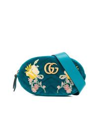 Gucci Velvet Belt Bag