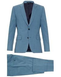 Paul Smith London Soho Fit Wool Blend Suit