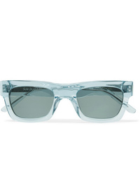 Sun Buddies Greta Square Frame Acetate Sunglasses