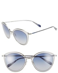 Oliver Peoples Gwynne 62mm Retro Sunglasses