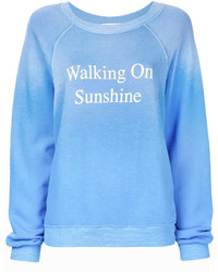 Wildfox Couture Wildfox Walking On Sunshine Sweatshirt