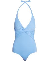 Melissa Odabash Zanzibar Halterneck Swimsuit
