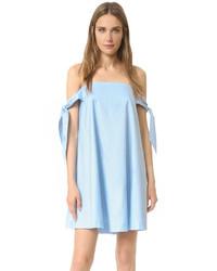 Rebecca Minkoff Mackenzie Off Shoulder Dress