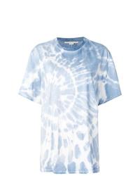 Stella McCartney Oversized Tie Dye Print T Shirt