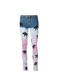 Philipp Plein Aloha Plein Skinny Jeans