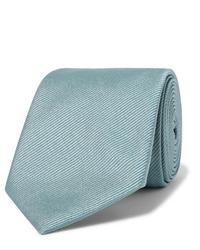 Giorgio Armani 7cm Silk Faille Tie