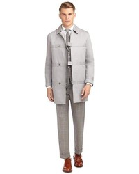 Brooks Brothers Three Tab Trench