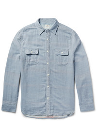 Belmar brushed cotton overshirt medium 609692