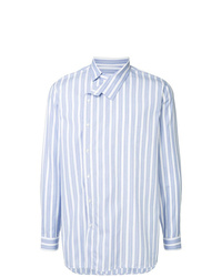 Jil Sander Off Center Stripe Shirt