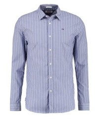 Slim fit shirt blue medium 3779590