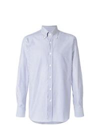 Bagutta Striped Button Down Shirt