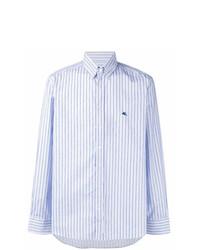 Etro Striped Printed Shirt
