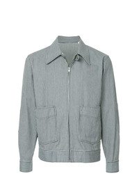 Kent & Curwen Zipped Fitted Jacket