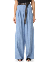 Eloise wide leg trousers medium 1152259