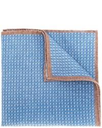 Eleventy Micro Pattern Pocket Square