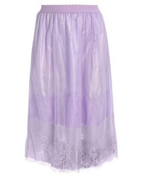 New Look Go A Line Skirt Lilac