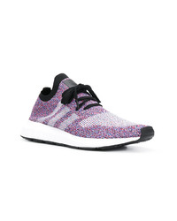 Light Violet Athletic Shoes