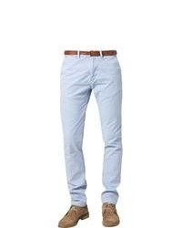 Light Violet Chinos