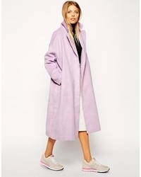 Asos Collection Coat In Relaxed Oversized Fit