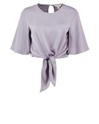 Miss Selfridge Blouse Lilac