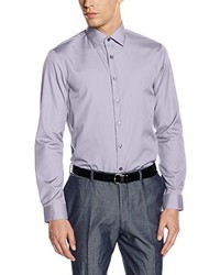 Cannes Fitted Ftc Business Shirt Violett 38 Cm