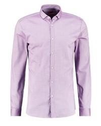 Hugo Boss Enes Extra Slim Fit Shirt Purple