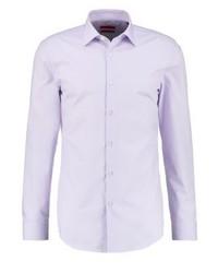 Hugo Boss Jenno Slim Fit Formal Shirt Lilac
