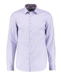 Slim fit formal shirt flieder medium 4158832