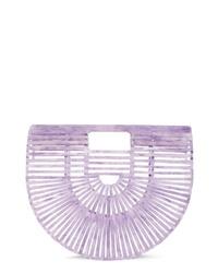 Light Violet Handbag