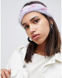 ASOS DESIGN Shimmer Plait Headband