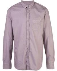 Officine Generale Faded Effect Shirt