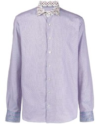 Etro Long Sleeve Fitted Shirt