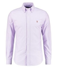 Slim fit shirt purple medium 3776191