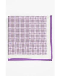 Light Violet Pocket Square