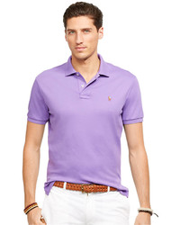 Light Violet Polo