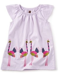 Tea Collection Bird Graphic Dress