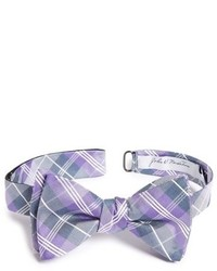 John W Nordstrom Bacall Silk Bow Tie