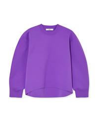 Tibi Stretch Knit Sweatshirt