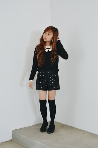 Cosmo Over The Knee Socks