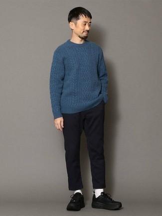 Silk Half Zip Sweater