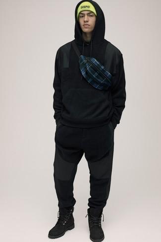 Fleece Full Zip Hoodie