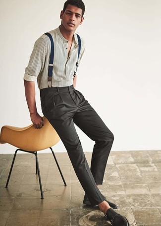How To Wear Suspenders 87 Looks Outfits Mens Fashion