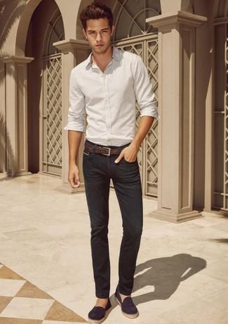 Lean Dean Slim Fit Stretch Denim Jeans